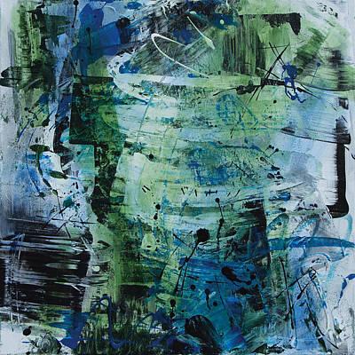 On Trend Breakfast - Birch Trees by Julie Acquaviva Hayes