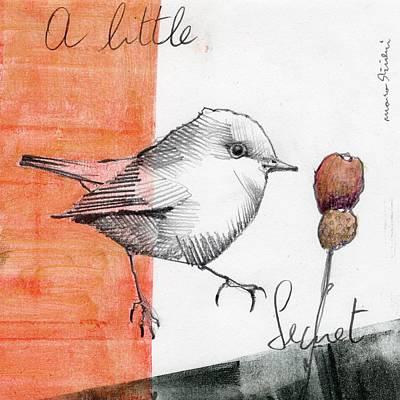 Bird 14 Art Print by Marco Sivieri