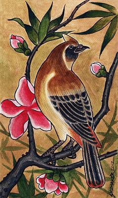 Bird Art Print by David Shumate