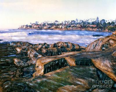 Photograph - Bird Rock Beach by Glenn McNary