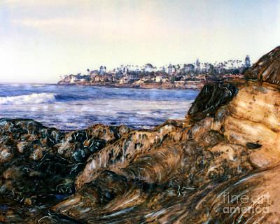 Photograph - Bird Rock Shore by Glenn McNary
