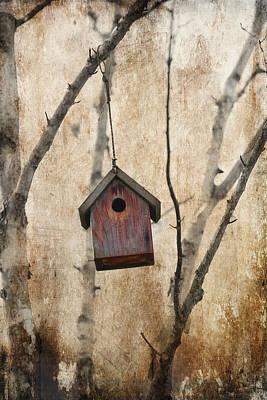Birdhouse Photograph - Birdhouse by Rebecca Cozart