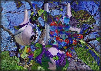 Bird's Eye View Art Print by Kathie Chicoine