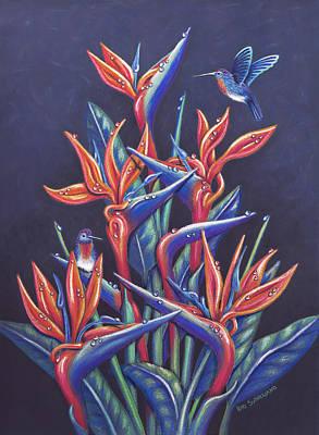 Painting - Birds by Lori Sutherland
