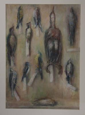 Birds Art Print by Paez  Antonio