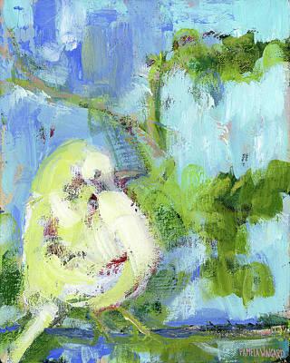Birdy Birdy IIi Art Print