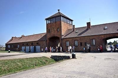 Photograph - Birkenau-9 by Rezzan Erguvan-Onal