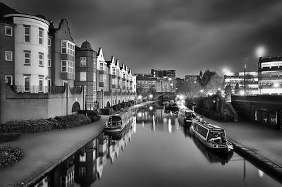 Birmingham Basin Art Print by Jason Green