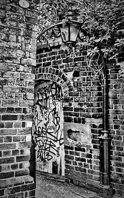 Old Town Digital Art - Birmingham Canal Gas Street 1 by Yury Malkov