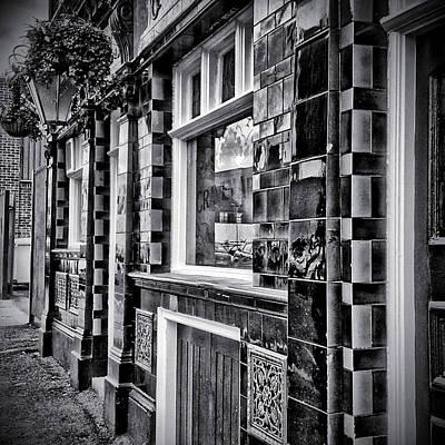 Old Town Digital Art - Birmingham City View 3 by Yury Malkov