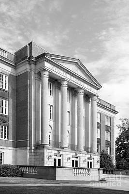 Photograph - Birmingham- Southern College Munger Memorial Hall by University Icons