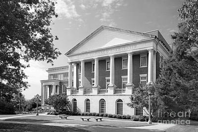 Photograph - Birmingham- Southern College Stephens Science Center by University Icons