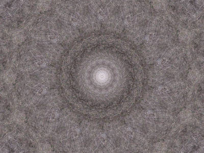 Digital Art - Birthing Mandala 10 by Rhonda Barrett