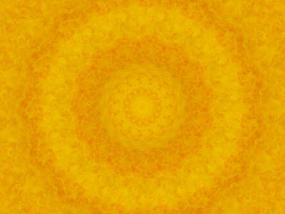 Digital Art - Birthing Mandala 16 by Rhonda Barrett
