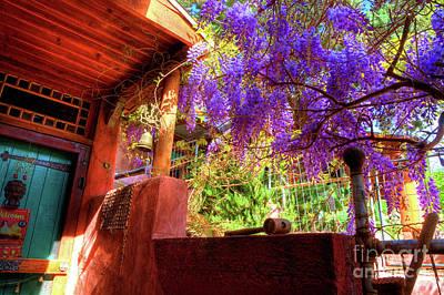 Photograph - Bisbee Artist Home by Charlene Mitchell