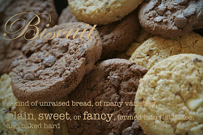Photograph - Biscuit by Christopher Rees