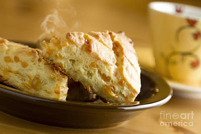Photograph - Biscuits by Blink Images