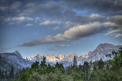 Photograph - Bishop Creek Back Country by Robert Melvin