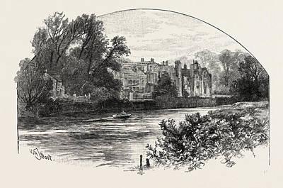 Parish Drawing - Bishopthorpe Is A Village And Civil Parish Three Miles by English School