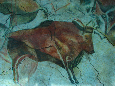 Bison Digital Art - Bison Buffalo by Unknown