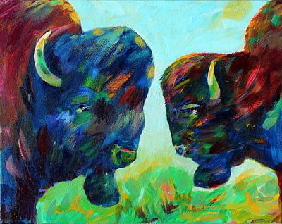 Bison Wisdom Original