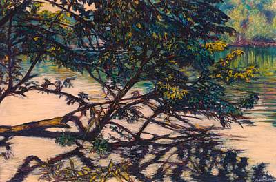Painting - Bisset Park Original by Kendall Kessler