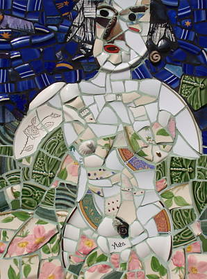 Ceramic Mixed Media - Bite Me by Gila Rayberg