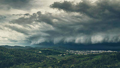 Bitter Storm Original by Mihai Ilie
