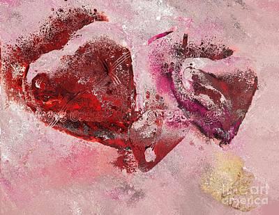 Bittersweet Digital Art - Bittersweet by Ann Almquist