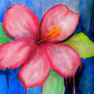 Bittersweet Painting - Bittersweet Paradise by Debi Starr