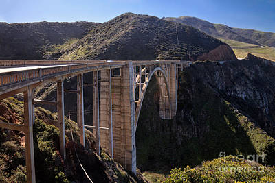 Photograph - Bixby Bridge by Stuart Gordon