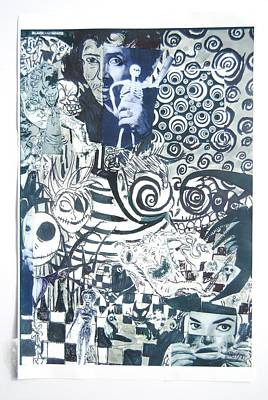 Black And White  Art Print by Joe Ryan