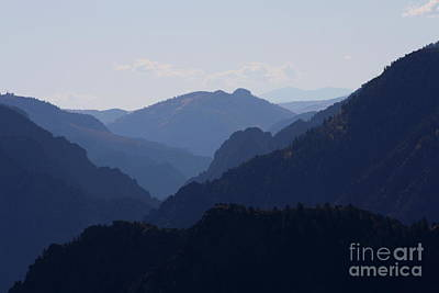 Photograph - Black Canyon by Fred Sheridan