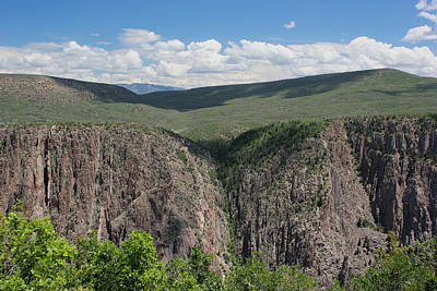 Photograph - Black Canyon Of The Gunnison 3 by Mary Bedy