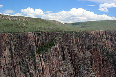Photograph - Black Canyon Of The Gunnison 5 by Mary Bedy