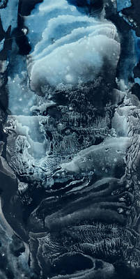 Black Corall Art Print
