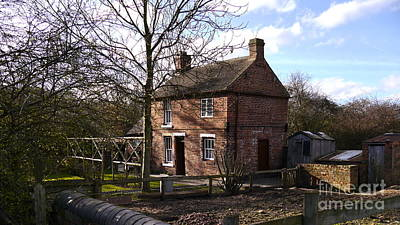 Black Country Cottage Original by John Chatterley