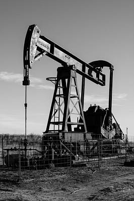 Photograph - Black Gold by Nathan Hillis