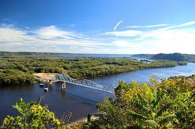 Photograph - Black Hawk Bridge by Bonfire Photography