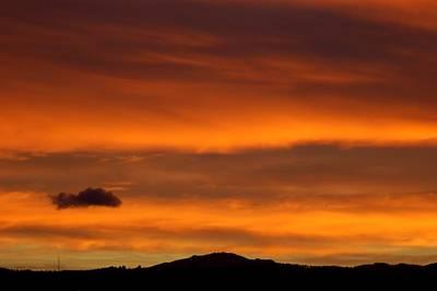 Photograph - Black Hills Silhouette by Dakota Light Photography By Dakota