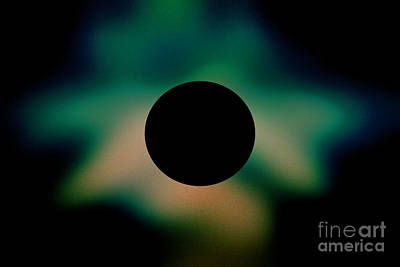 Photograph - Black Hole by Charlie Roman