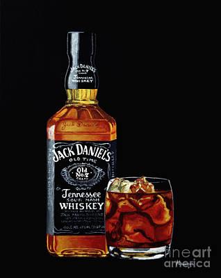 Black Jack Original by Alacoque Doyle