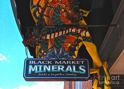From The Kitchen - Black Market Minerals by M West