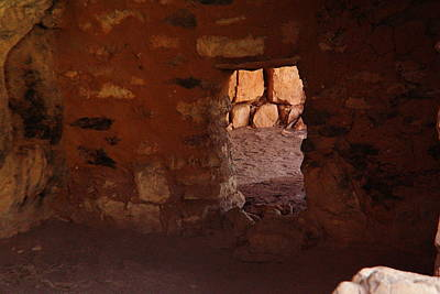 Black Marks From Ancient Stoves Art Print