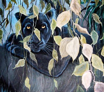 Black Panther 2 Original by Nick Gustafson