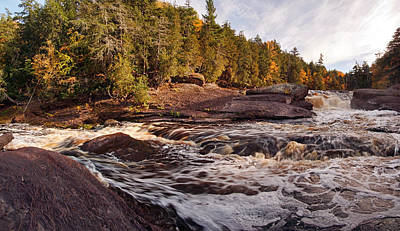 Photograph - Black River Bend by Theo OConnor