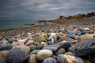 Photograph - Black Rock Beach by Brian MacLean