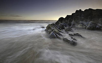 Photograph - Black Rock Sands  by Beverly Cash