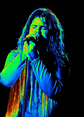 Photograph - Black Sabbath #21 Enhanced In Cosmicolors  by Ben Upham