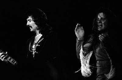 Photograph - Black Sabbath #53 by Ben Upham